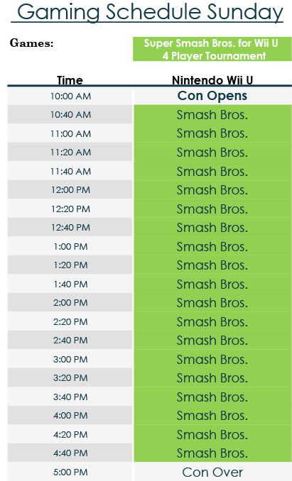 gaming_schedule_sun